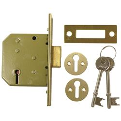 <b>Yale PM322 3 Lever Mortice Deadlock</b>