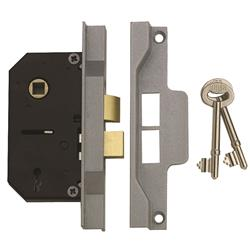 <b>Union 2242  Rebated 2 Lever Sashlock</b>