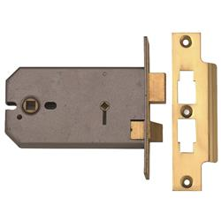 <b>Union 2026 3 Lever Horizontal Bathroom Sashlock</b>