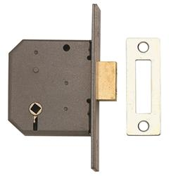 <b>Union 2126 3 Lever Bathroom Deadlock</b>