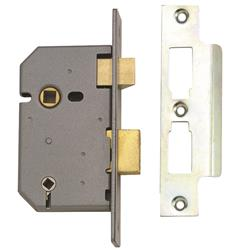 <b>Union 2226 3 Lever Bathroom Sashlock</b>