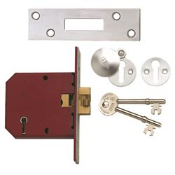 <b>Union 2401 5 Lever Sliding Door Mortice Lock</b>