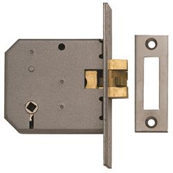 <b>Union 2426 Sliding Bathroom Lock</b>