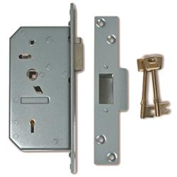 <b>Union (ex Chubb) 3R35X Egress Mortice Deadlocking Latch</b>
