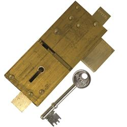<b>Union 21077 (KYY) 5 Lever APG Door Locks</b>