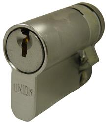 <b>Union Open Profile Euro Single Sided cylinders</b>