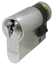 <b>Exidor/Zone Outside Access Euro Single Cylinder(screw in back)</b>