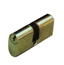 <b>Cisa Small Double Oval Patio Door Cylinder</b>