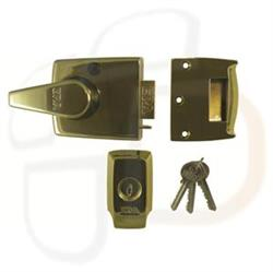 <b>ERA 1530 BS8621:2004 High Security Keyless Escape Nightlatch</b>