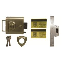 <b>Banham L2000 BS3621:2004 High Security Nightlatch</b>