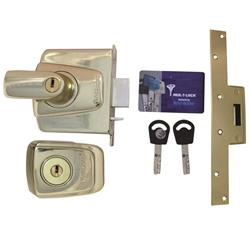 <b>Ingersoll SC100 London Line BS3621:2004 High Security Nightlatch</b>
