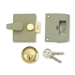 <b>Union 1027  Standard Cylinder Nightlatch (40mm Backset)</b>