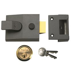 <b>Yale 88 Standard Non Deadlocking Nightlatch (60mm Backset)</b>