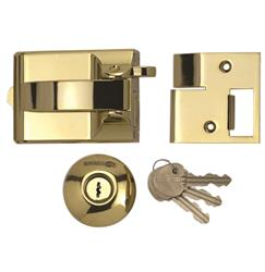 <b>Ingersoll SC73 Non Deadlocking Nightlatch (Outward opening doors)</b>