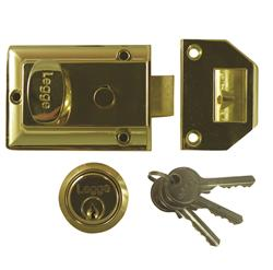 <b>Legge 766 Traditional Nightlatch</b>