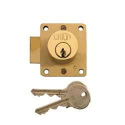 <b>Union 4110 5 Pin Cylinder Cupboard Lock</b>