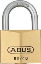 <b>Abus 85 Series Keyed Alike & Master Keyed Padlocks</b>
