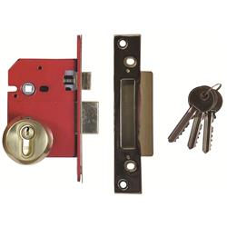 <b>Era BS3621:2004 Euro Sashlock Complete Lockset</b>