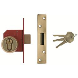<b>Union BS3621:2007 Euro Deadlock Complete Lockset</b>