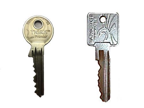 Laidlaw Master Key Cutting Protected Keys