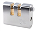 <b>Ifam AP90 CEN4 Two Shackle Armoured Padlock</b>