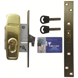 <b>Ingersoll London Line Euro Hook Lock</b>