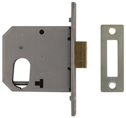 <b>Union L2161 Oval Small Deadlock Case</b>