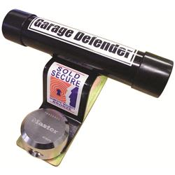 <b>Squire PJB Garage Door Defender With Padlock</b>
