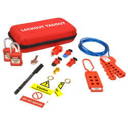 ASEC Maintenance Electrical Lockout Tagout Kit