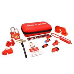 ASEC Advanced Electrical Lockout Tagout Kit