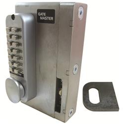 <b>Gatemaster Weldable Digital Lock Mounting Box with Security Keep</b>