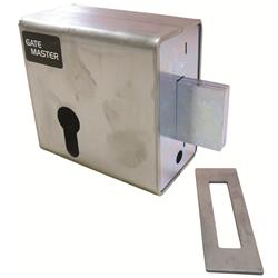 <b>Gatemaster Double Throw Euro Deadlock and Rim Fixing Box</b>