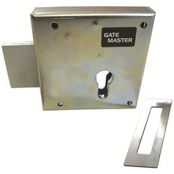 <b>Gatemaster Heavy Duty Double Throw Euro Deadlock</b>