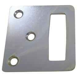 <b>Keep Plate for Gatemaster Euro Deadbolt</b>