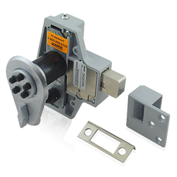 <b>Kaba Simplex/Unican 904 Series</b> Rim Deadlbolt Digital Lock